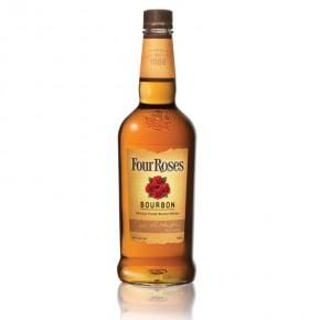 Four Roses Whisky Bourbon 1 Lt