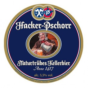 Fusto Hacker-Pschorr 1417 Party 20 Lt