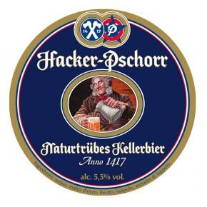 Fusto Hacker-Pschorr 1417 Party 20 Lt