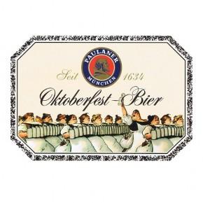 Fusto Paulaner Oktoberfest 30 Lt
