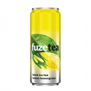Fuzetea Limone e Lemongrass The Lattina 33cl