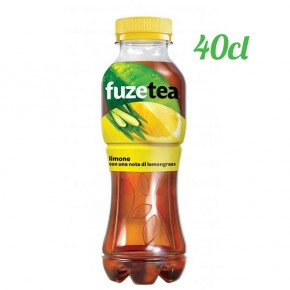 Fuzetea Limone e Lemongrass The Bio PET 40cl