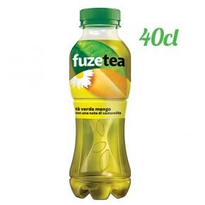 Fuzetea Tè Verde Mango e Camomilla PET 40cl