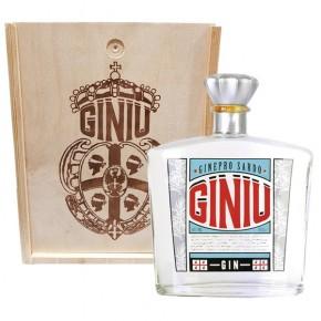 Gin Giniu Ginepro Sardo 70cl Silvio Carta Astucciato