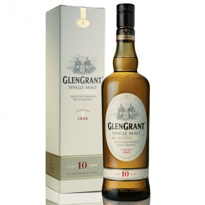 Glen Grant 10 Anni Single Malt Scotch Whisky 70 cl