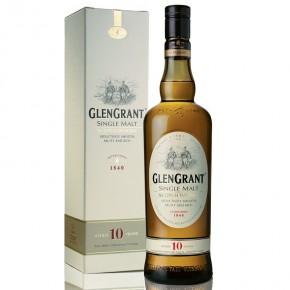 Glen Grant 10 Anni Single Malt Scotch Whisky 70 cl