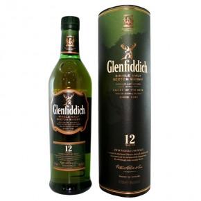 Glenfiddich Scotch Whisky 12 Anni Astucciato