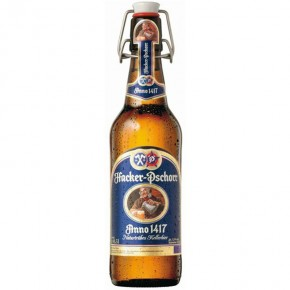 Hacker Pschorr 1417 Keller Bier Cassa VAR 50 cl