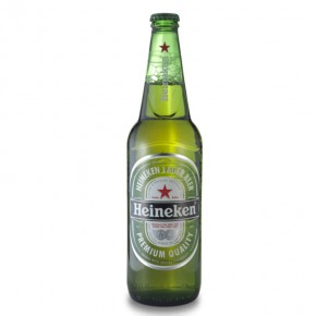 Heineken bottiglia 66 cl