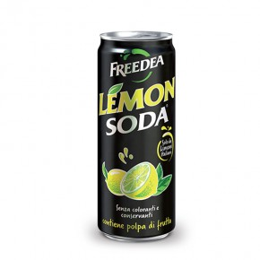 Lemonsoda Lattina 33 cl