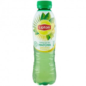 Lipton Green Ice Tea Matcha Zenzero e Lemongrass 50cl PET