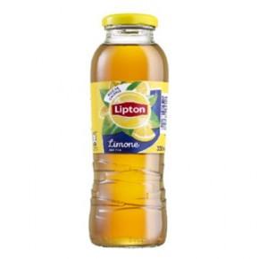 Lipton Tè Limone Vetro 33cl x24pz - Vendita Bevande Online