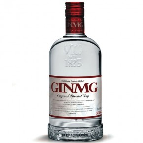 MG London Dry Gin 1 Lt