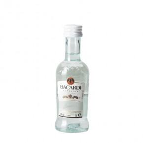 Mignon Rum Bacardi 3 cl