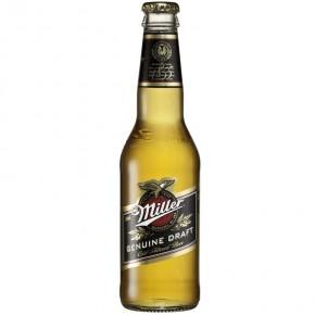 Miller Genuine Draft 33 cl