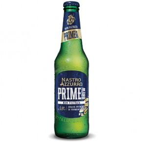 Nastro Azzurro Prime Brew 33 cl non filtrata