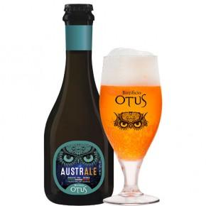 Otus AustrAle Pacific IPA Birra Artigianale 33 cl