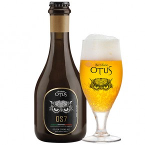 Otus OS7 Golden Strong Ale Birra Artigianale 33 cl