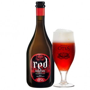 Otus Bock Red Volution Birra Artigianale 33 cl