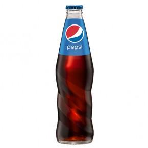 Pepsi 33 cl vetro