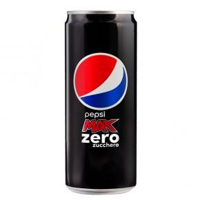 Pepsi Max Zero Lattina 33cl x24 vendita online