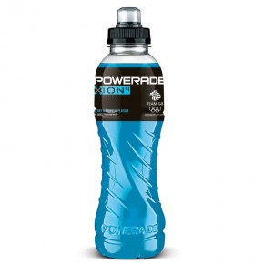 Powerade Blue Blast Mountain Gusto Tropicale 50 cl PET