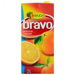 Rauch Bravo Arancia 2 Lt