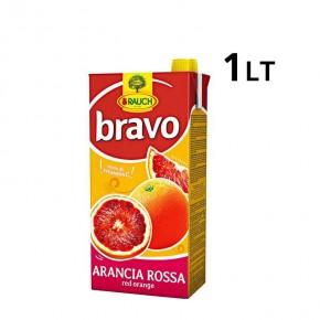 Rauch Bravo Succo Arancia Rossa 1LT