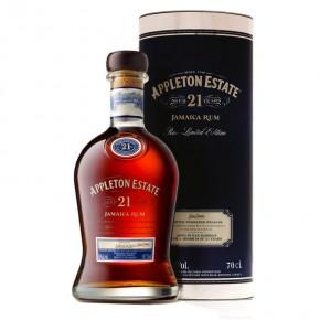 Rum Appleton Estate 21 Anni 70 cl