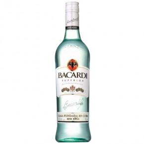 Rum Bacardi Bianco 1 Lt
