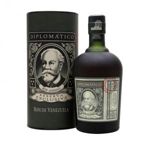 Rum Diplomático Reserva Exclusiva 12 Anni 70 cl