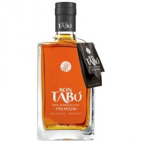 Rum Tabù Premium Rum Domenicano 70 cl