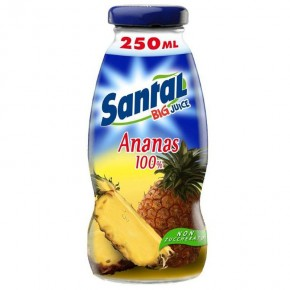 Santal Ananas 100% 25 cl