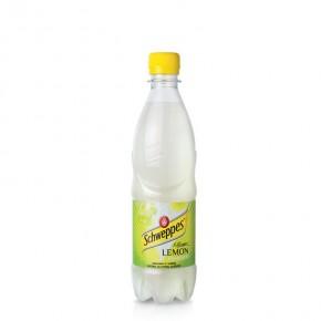 Schweppes Lemon 50 cl PET