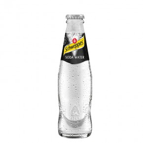 Schweppes Soda 18 cl