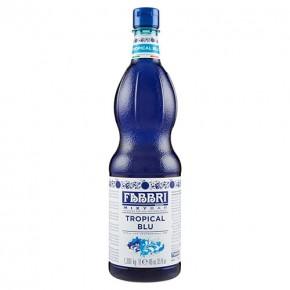 Sciroppo Fabbri Mixybar Tropical Blue 1,3 Lt