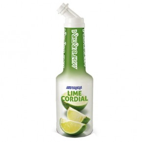 Succo di Lime Naturera Speed Bottle 70 cl