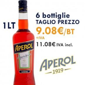 Aperol 1lt promozione offerta