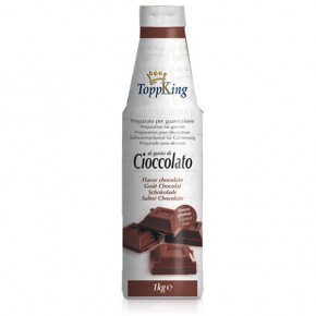Topping Cioccolato Naturera Toppking 1 Lt
