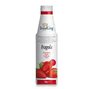 Topping Fragola Naturera Toppking 1 Lt