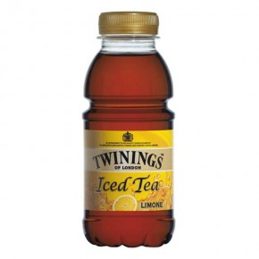 Twinings Limone Iced Tea 33 cl PET