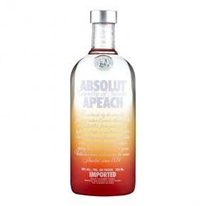 Vodka Absolut Pesca 1 Lt