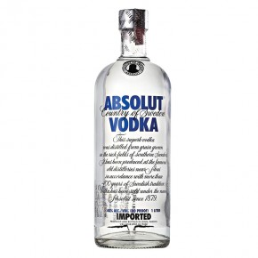 Vodka Absolut 1 Lt