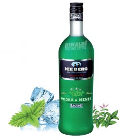 Vodka Iceberg Menta 1 Lt