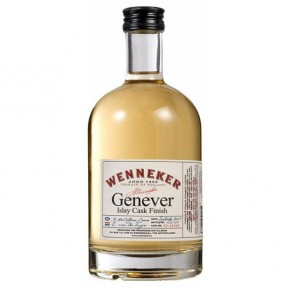 Wenneker Old Genever Islay Cask Gin 50 cl