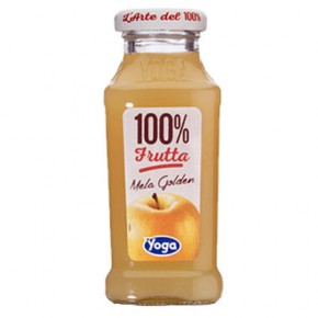 Yoga Mela Golden 100% Frutta 20 cl