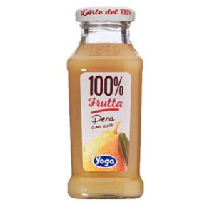 Yoga Pera 100% Frutta 20 cl