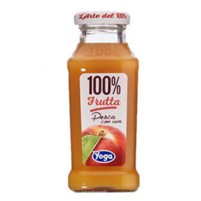 Yoga Pesca 100% Frutta 20 cl