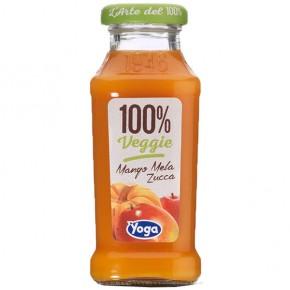 Yoga Mango Mela Zucca 100% Veggie 20 cl
