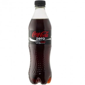 Coca Cola Zero 50 cl PET